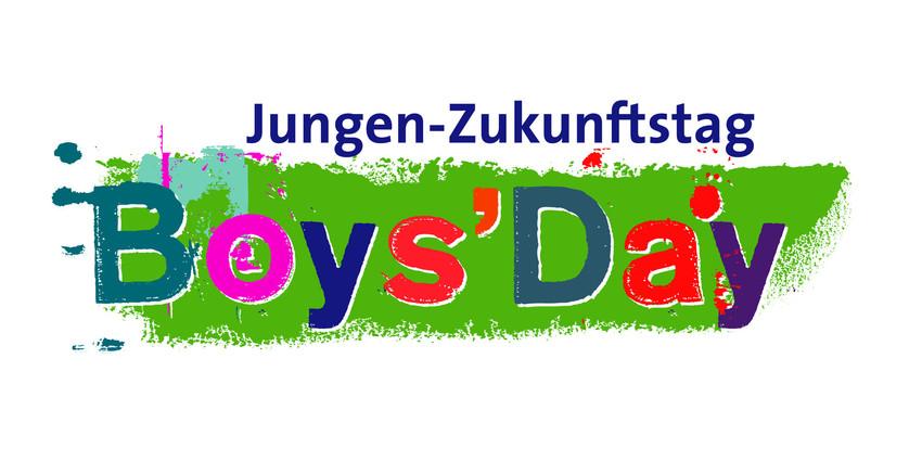 Boys'Day Logo 2015